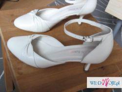 buty ślubne Arte Di Roma linia Selva, model 238A, stan IDEALNY