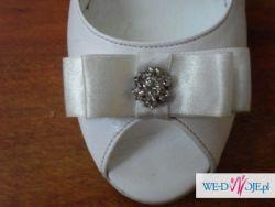 Buty ślubne damskie rozmiar 38