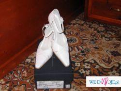 Buty ślubne firmy JARGUZ