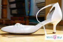 Buty ślubne rozmiar 38