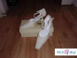 Buty ślubne, rozmiar 40