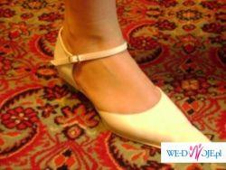 buty ślubne super wygodna