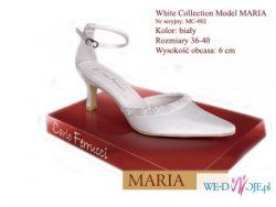 Buty ślubne włoskiego projektanta Carlo Ferrucci
