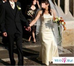 Cenisz klasyczną elegancję - to suknia dla Ciebie!!!