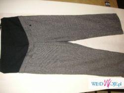 Ciążowe spodnie jesienne rozm. L