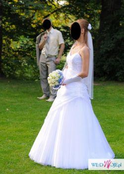 Cudna suknia ślubna ANTRA