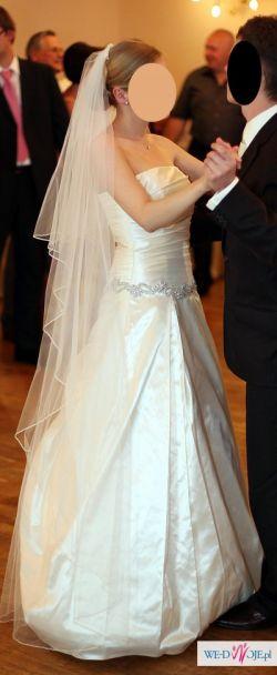 Cudna suknia ślubna CONNOR