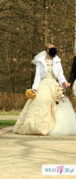 CUDNA Suknia ślubna Urszula Mateja model 640