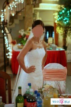 Cudna suknia The White One 176
