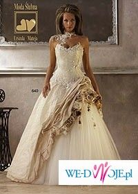 Cudna suknie z kolekcji Urszulii Mateii