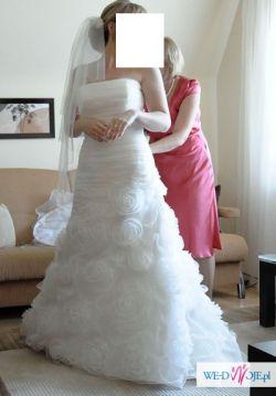 Cudowna suknia Affinity Bridal!