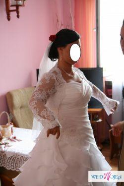 Cudowna suknia hiszpanka Patrycja Igar