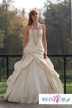 Cudowna suknia ślubna!!!