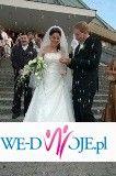 Cudowna suknia ślubna Ashley firmy Gala
