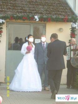 Cudowna suknia ślubna La Sposa Malvasia 38