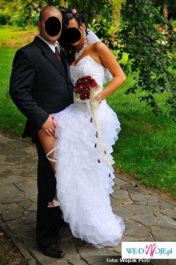 Cudowna Suknia Ślubna projektowana na zamówienie