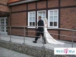Cudowna suknia ślubna PRONOVIAS Laris