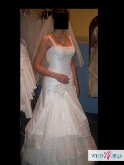 cudowna suknie slubna