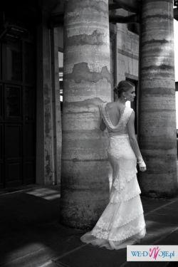 Cymbeline Fatima AVEC FIEV - francuska suknia ślubna