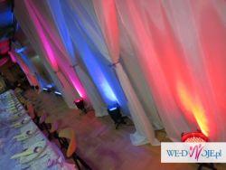 dekoracje światłem LED grójec