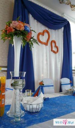 dekoracje weselne Świdnica dekoracje kościoła dekoracje auta