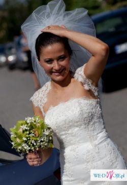 DEMETRIOS 2010 Suknia ślubna o kroju rybki