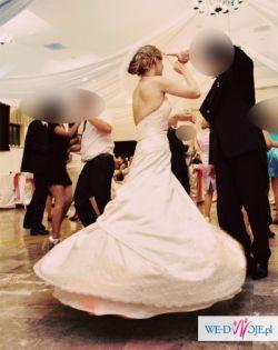 Demetrios 9711 - królewska suknia ślubna