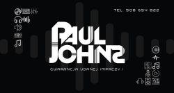 DJ PAUL JOHNS Twoje Wesele Z Klasą!