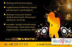 DJ Stowniee - OSTATNIE wolne terminy w 2013 wesele