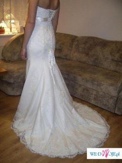 Dla Ciebie! sukienka ślubna