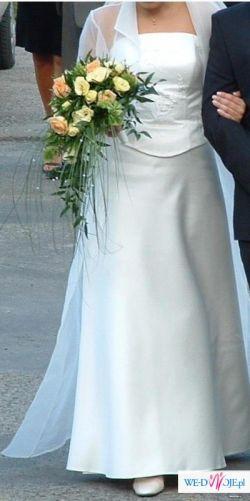Do sprzedania elegancka suknia ślubna firmy CLASSA