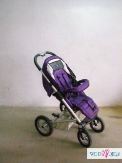 Do sprzedania wóżek Mutsy Sports baby 01 team używany w dobrym stanie. Gondola +