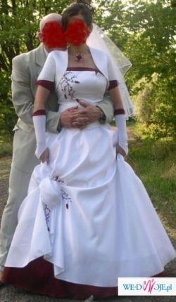 Dolnyslask piekna suknia 40-42 Tanio!