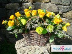 Dostawa Kwiatów-Wałbrzych,Świdnica,Świebodzice