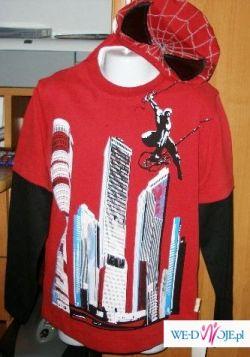 dresy bluzeczki