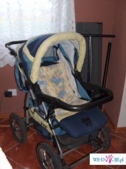 duży wygodny wózek sprzedam Tanio!