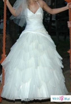 Dwuczęściowa suknia PAPILIO 2007 719a