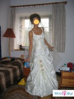 Dwuczęściowa suknia ślubna Margarett!