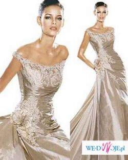 Ekskluzywna suknia ślubna JOANA PRONOVIAS