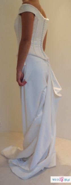 Ekskluzywna suknia ślubna SINCERITY BRIDAL