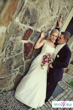 Ekskluzywna Suknia Ślubna Sweetheart 5873