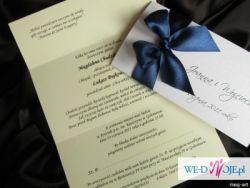 Ekskluzywne zaproszenia ślubne