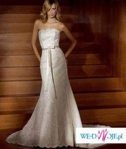Elegancka hiszpańska San Patrick - model Bahamas, stan idealny