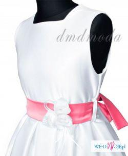Elegancka sukienka - princeska dziewczęca Natasza