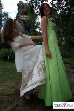 Elegancka sukienka - rozmiar 36