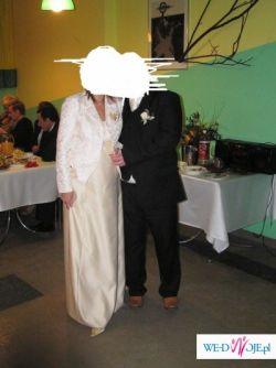 Elegancka sukienka wizytowa-ślubna-ciążowa