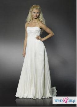 Elegancka suknia Asperabride 36/38