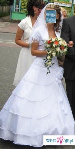 Elegancka suknia firmy Jola-Moda