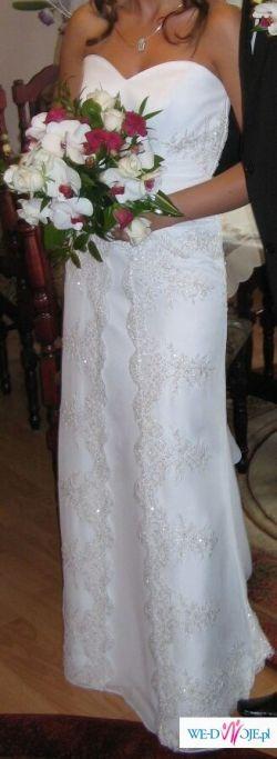 Elegancka suknia GALA ELISTA