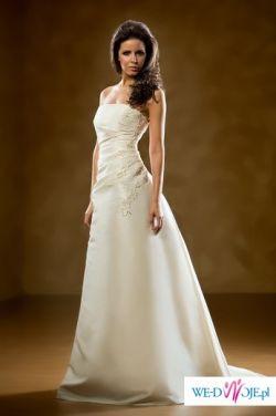 Elegancka suknia Mystic Collection, model Miracle